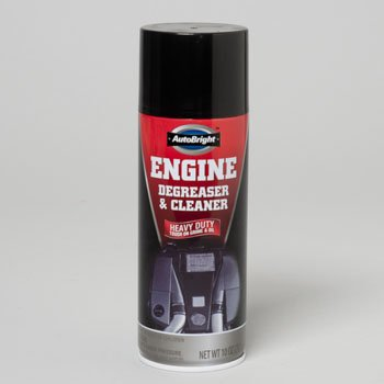 ENGINE DEGREASER AND CLEANER 10 OZ AEROSOL AUTOBRIGHT, Case Pack of 12