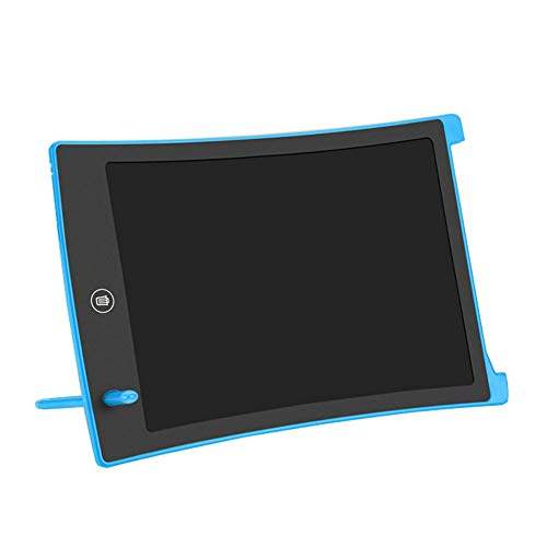 8.5 인치 자녀의 휴대 전자 쓰기 낙서 페인트 널 링 보호 눈, 원클릭 삭제 / 8.5 inch children`s mobile electronic writing graffiti paint board, ring protective eye, removed with one click