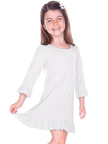 6 X Ruffled Dress - 3