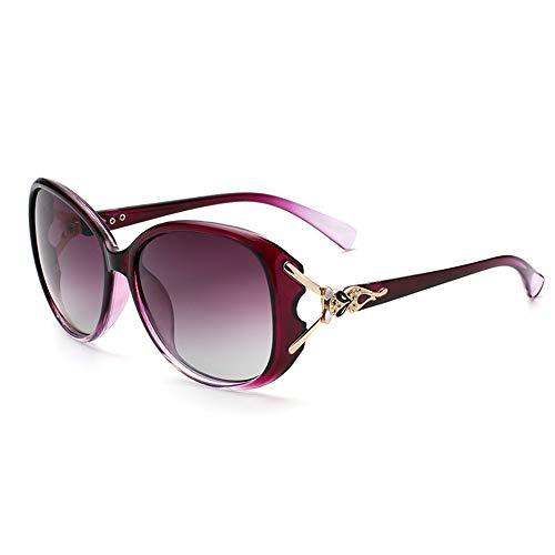 Gafas Khiad Polarizadas Moda Señoras De Sol Elegantes 4xTOdvx
