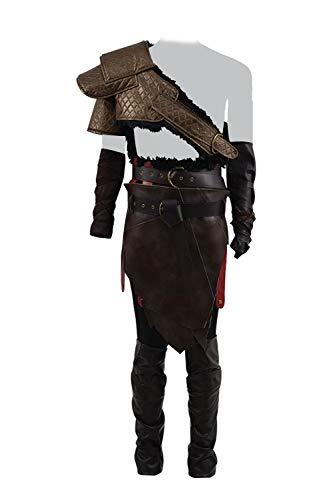 Kratos Costumes For Kids - Expeke Mens Boys God Battle Suit