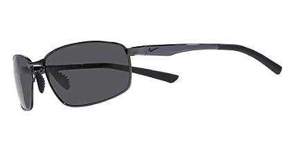 f7c1f325530c Amazon.com : Nike Avid SQ P Sunglasses (Gunmetal Frame, Grey Max ...