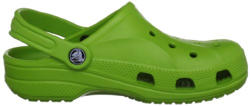 crocs Unisex-Kinder Baya Kids Clogs Grün (Volt Green)