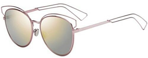 Christian Dior SIDERAL 2 JA0/0J pink/grey rose gold mirror - Sideral Dior Sunglasses