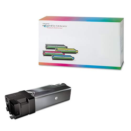 Media Sciences MDA40085 Xerox Compatible Phaser 6130 Toner Cartridge, Black