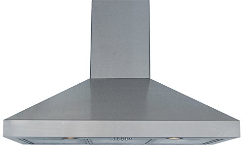 Windster Hood RA-7742SS Residential Stainless Steel Wall Mount Range Hood Set, 42-Inch by Windster Hood