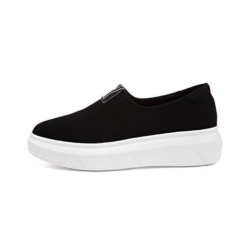 Zapatos de lona/Calzado transpirable/Zapatos del ocio Coreano/Zapatos de alta A