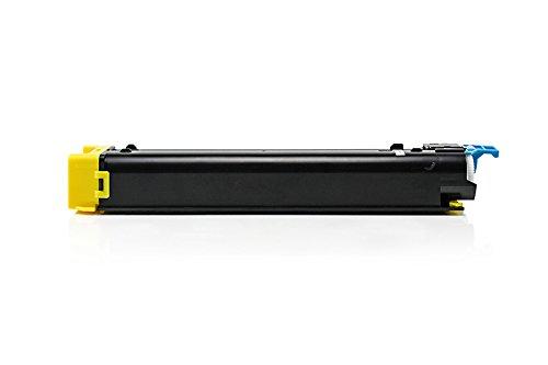 Kompatibel für Sharp MX-C 311 Toner Gelb - MX-C38GTY - Für ca. 10000 Seiten (5% Deckung)