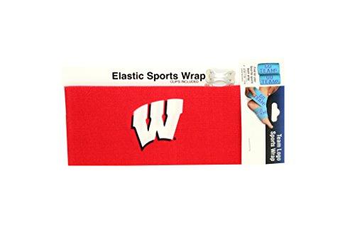 Pieds Confortables Pieds Heureux Hommes Et Femmes Ncaa Sport Wrap Wisconsin Blaireaux Sport Wrap