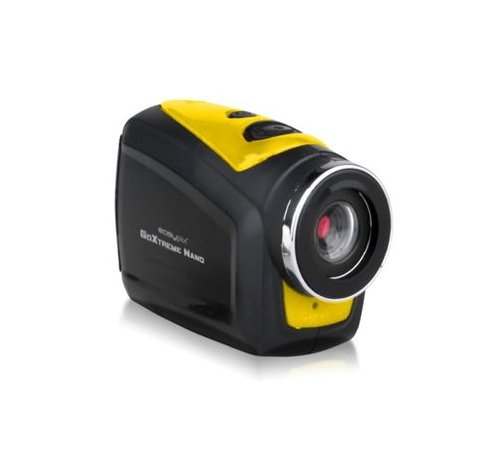 Easypix GoXtreme Nano Kamera inkl. 3m wasserdicht mit Unterwassergehäuse