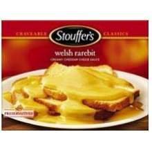 (Nestle Stouffers Entree Welsh Rarebit, 10 Ounce -- 12 per case.)