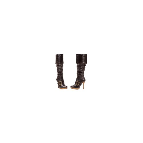 Grace Boots Adult Costume Shoes - Size 10