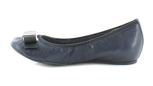 Isaac Mizrahi En Direct! Dannie Womens Flats & Oxfords Bleu Multi