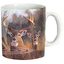 Reflective Art The Buck Stops Here Boxed Coffee Mug, 16-Ounce