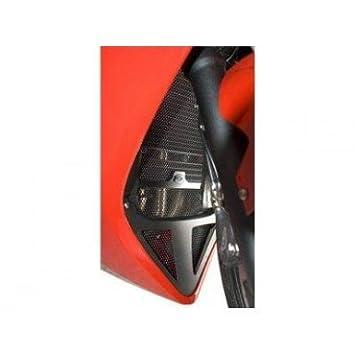 Triumph 1050 Sprint ST/GT-10/15-protection radiadores D agua