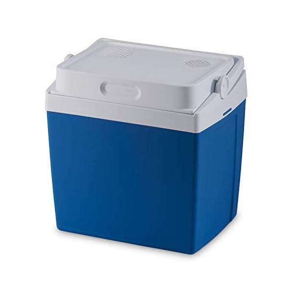 31Rr6NjdHmL Mobicool MV26, tragbare elektrische Kühlbox, 25 Liter, 12 V und 230 V für Auto, Lkw, Reisemobil, Boot und Steckdose