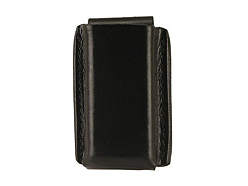 Galco QMC Quick Magazine Carrier for Glock .45, 10mm Staggered Poly Magazines (Black, Ambi)