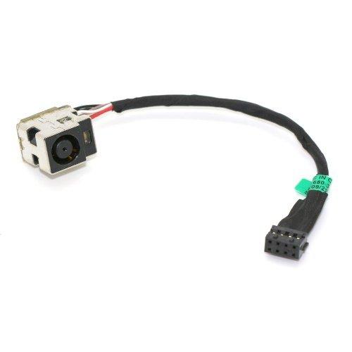 Livraison Gratuite / Connecteur de charge & alimentation compatible pour PC Portable HP Pavilion g6-2226sf 682744-001, avec câ ble de 10 cm, 8 broches, DC IN Jack Power, NOTE-X / DNX avec câble de 10 cm