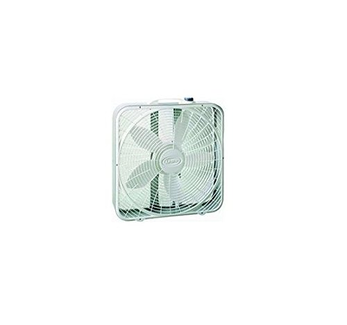 Lasko Box Fan 20 In. 3 Speed