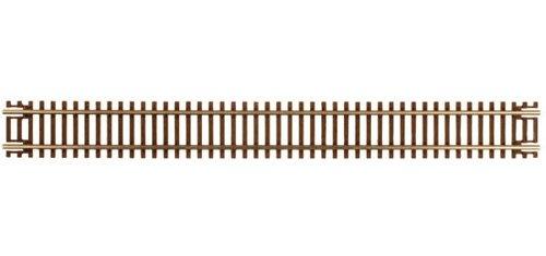 "Atlas N Code 55 Nickel Silver 6"" Straight Track (6) Trains"