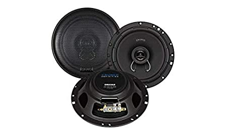 Smart ForTwo 451 Front - Crunch DSX62-16cm Koax-System ...