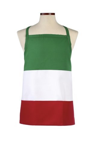 Italian Apron - Tri-color