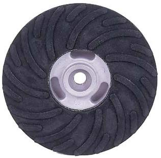Disc Backing Pad - 4-1/2 in Pad Diameter, 5/8-11 in Thread Size (2 Units)