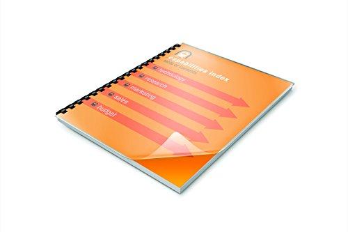 GBC Designer Premium Plus View Presentation Binding Covers,