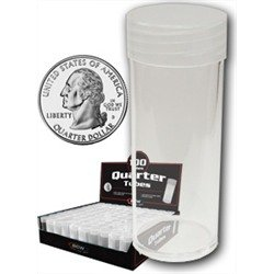 Paper Coin Tubes - 8
