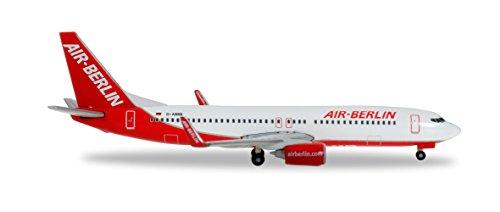 (Herpa Air Berlin 737-800W 1/500 Ltd Edition)