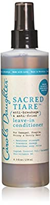 Carols Daughter Sacred Tiare Leave-In Conditioner