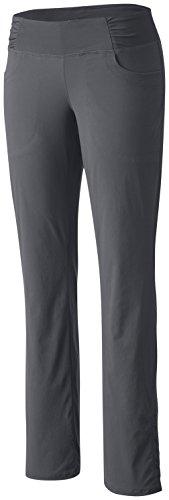 Mountain Hardwear Athletic Shorts - Mountain Hardwear Dynama Pants Short Inseam - Women's Graphite Small