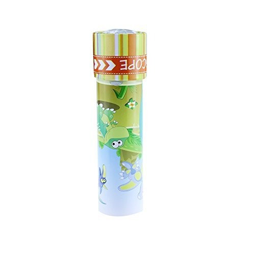 Classic Tin Kaleidoscope (DLOnline The Classic Lovely Tin Kaleidoscope For children,students and etc.)