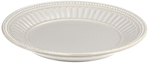 Lenox French Perle Everything Plate, White