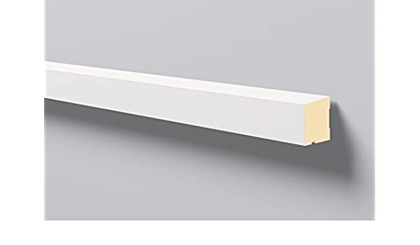Antepecho Domostyl FA15 Nmc / Molduras para fachadas / Molduras exterior / Moldura poliuretano / Molduras decorativas: Amazon.es: Bricolaje y herramientas
