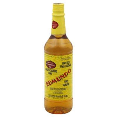 Edmundo, Cook Wine White Goldn, 25.4 OZ (Pack of 6)