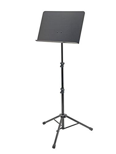König /& Meyer 10100-013-55 K/&M Notenpult schwarz zusammenlegbar musicstand black