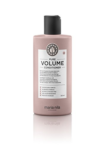 Pure Volume Conditioner - 123 Hair and Beauty Maria Nila Pure Volume Conditioner 300ml by 123 Hair and Beauty