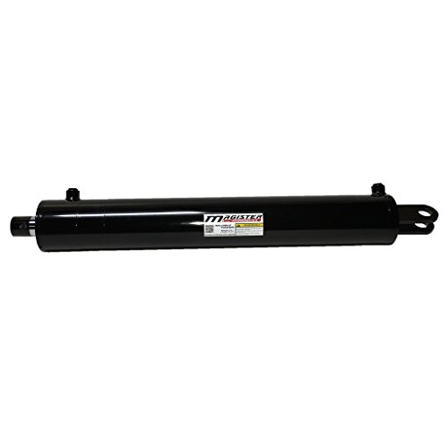 (Double Acting Welded Hydraulic Cylinder 4