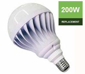 lc led 200w led bulb 30w lumens high output medium bay led light for commercial u0026