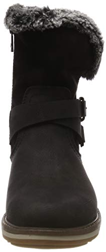 Black 00001 5892702 Slouch Boots Women''s black Tailor Tom 1c0qEXHBAx