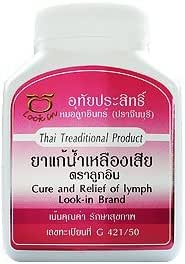 lymph branded capsules