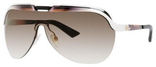 DIOR Sunglasses SOLAR/S 06Ov Burgundy Orange White Black - 2014 Sunglasses Dior