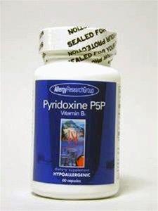 Pyridoxine P5P Vitamin B6 275 Milligrams 60 Veg Capsules