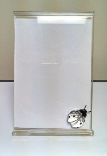 Swarovski Picture Frame 211739 Frame with Ladybug