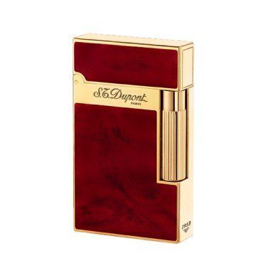 st-dupont-atelier-ligne-2-cherry-red-lacquer-lighter