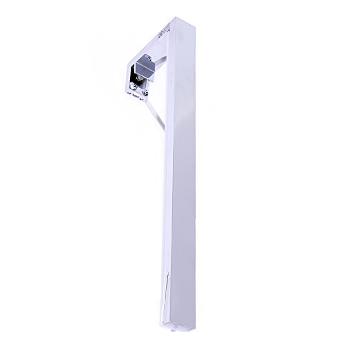 Wonderlamp Amaya LED-wandlamp, 6 W, chroom, 29 x 25 x 29 cm