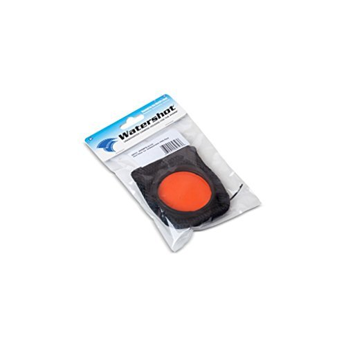 Watershot Red Filter for WSSG4-002 (Wide-Angle Lens) For Blue Water Color Correction