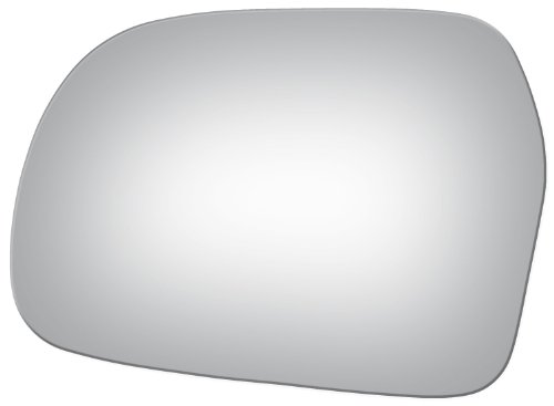 1999-2004 CHEVROLET TRUCK TRACKER Flat, Driver Side Replacement Mirror Glass