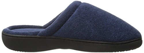 Terry Grey Heather Isotoner Women's Clog OHqnwv5